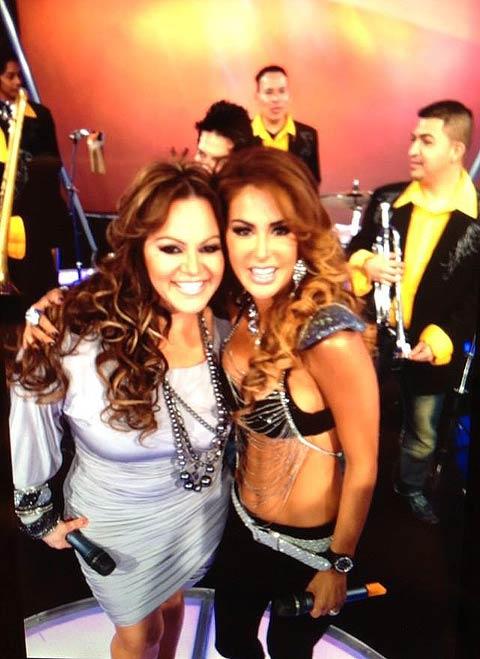 Jenni Rivera, Ninel Conde