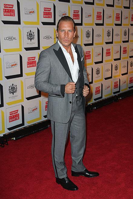 Salvador Zerboni, Premios People en Español 2012
