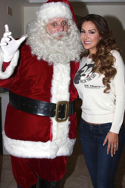 Ninel Conde, Santa Claus, Navidad
