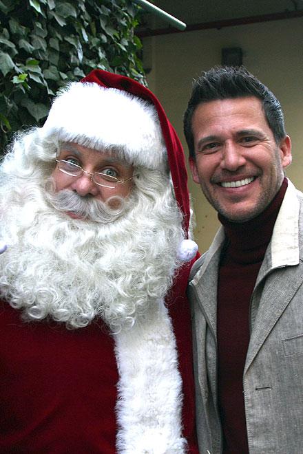 Jorge Aravena, Santa Claus, Navidad