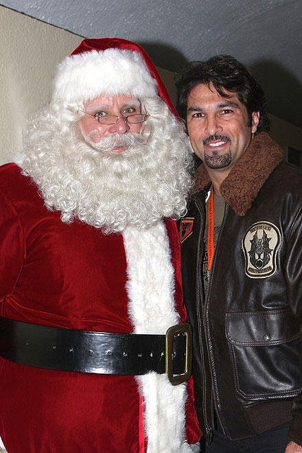 Arturo Carmona, Santa Claus, Navidad