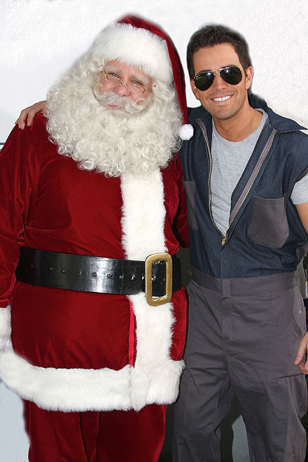 Mane de la Parra, Santa Claus, Navidad