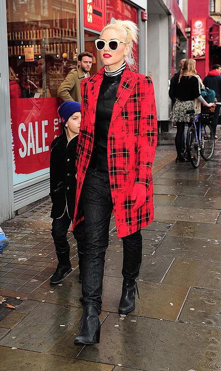Gwen Stefani, El look del día