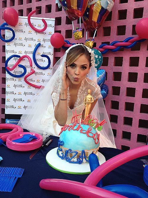 Eiza González, cumpleaños