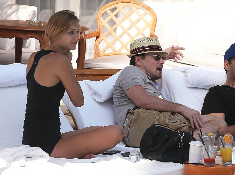 Leonardo DiCaprio, Margot Robbie, Míralos