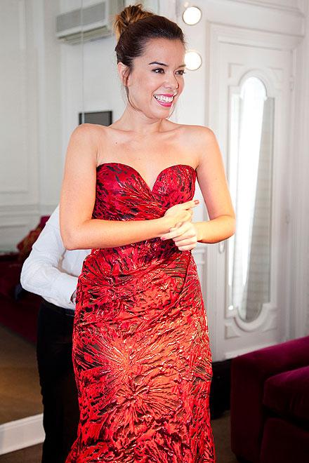 Beatriz Luengo, El diario de un vestido
