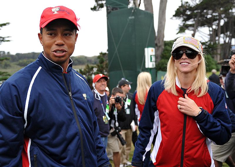 Tiger Woods, Elin Nordegren, Relaciones peligrosas