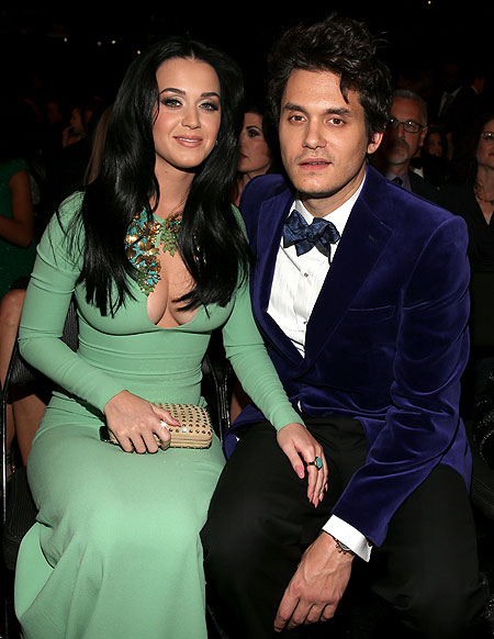 John Mayer, Katy Perry, Grammy 2013