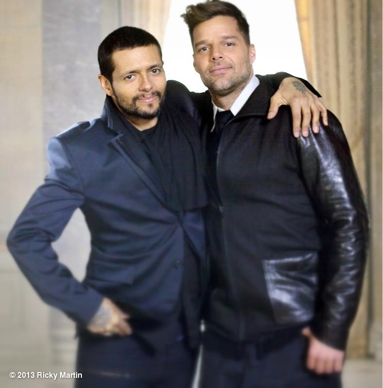 Draco Rosa, Ricky Martin