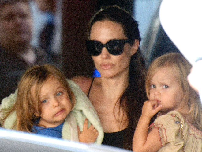 Angelina Jolie, Vivienne, Knox