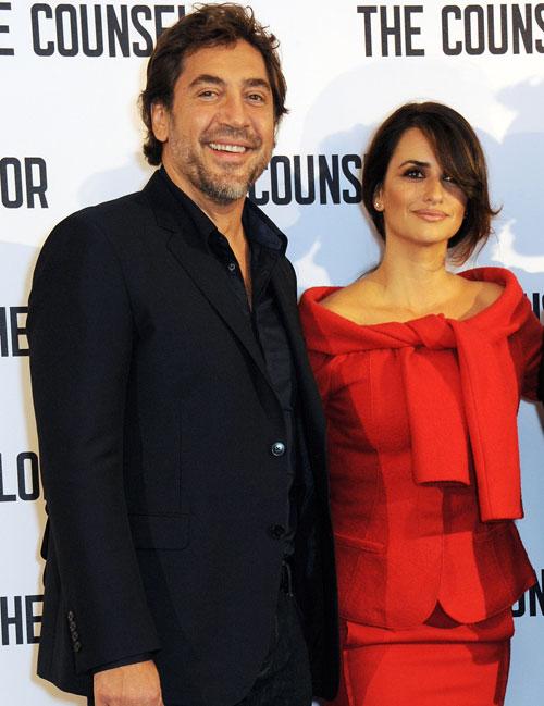 Penélope Cruz, Javier Bardem