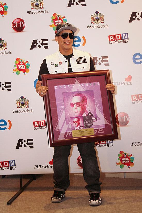 Daddy Yankee, Latin Grammy 2013