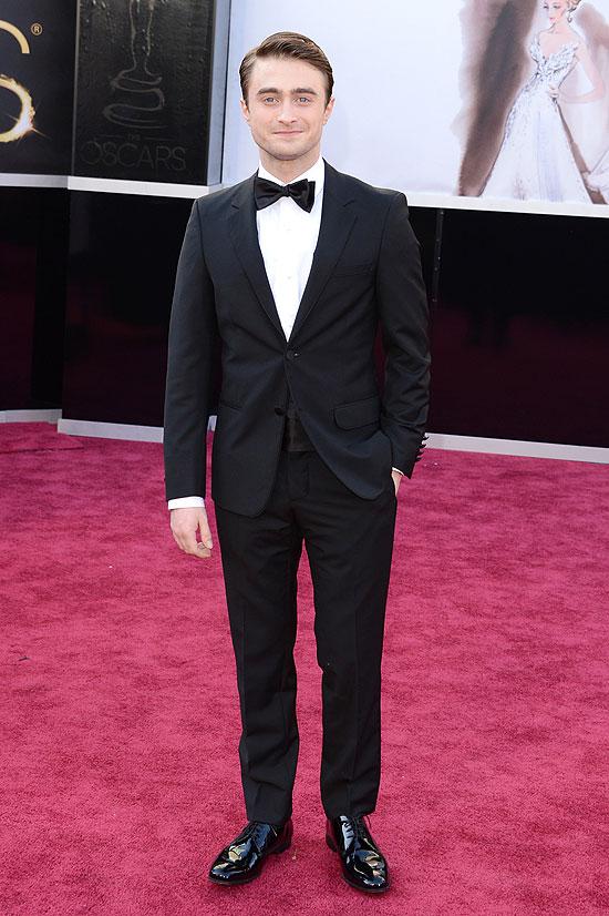 Daniel Radcliffe, Oscar 2013