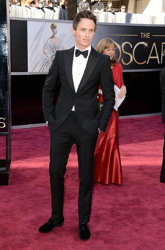 Eddie Redmayne, Oscar 2013