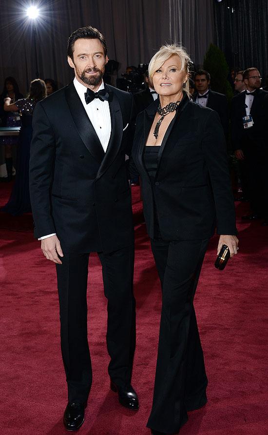 Hugh Jackman, Oscar 2013