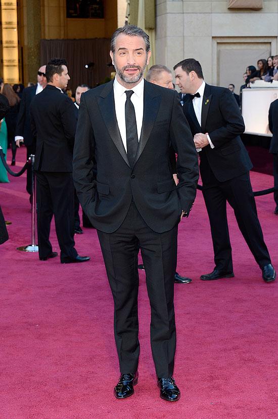 Jean Dujardin, Oscar 2013