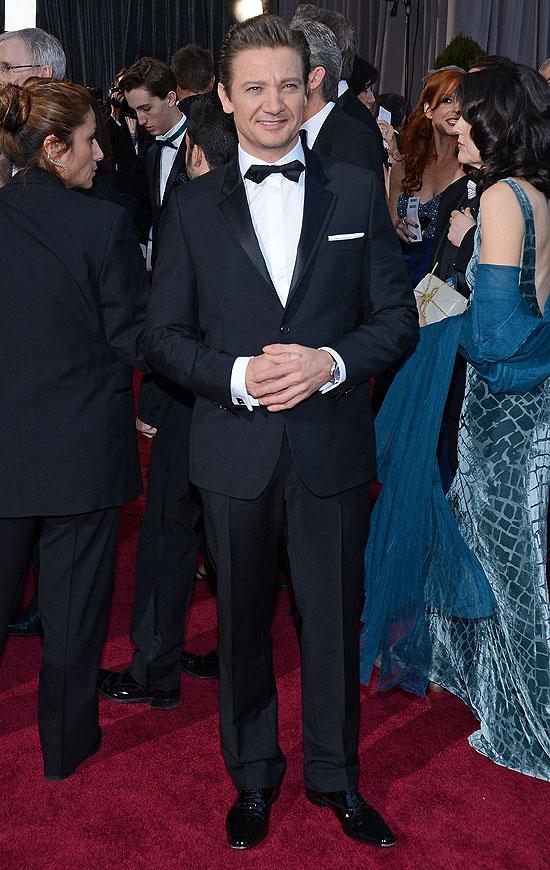 Jeremy Renner, Oscar 2013