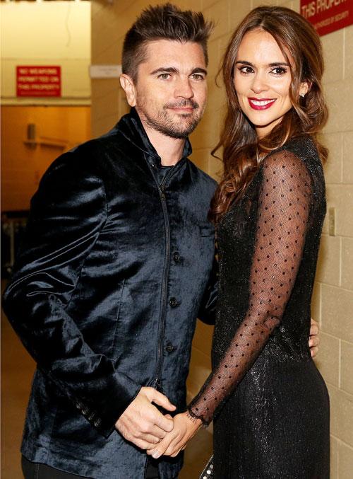 Juanes, Karen Martínez