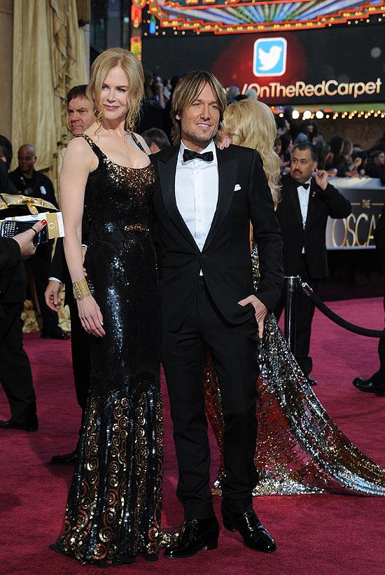 Keith Urban, Oscar 2013