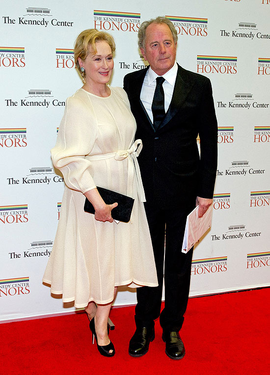 Meryl Streep, Don Gummer, parejas duraderas