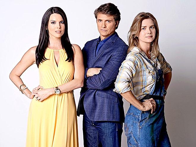 Sonya Smith, Maritza Rodríguez, Juan Soler