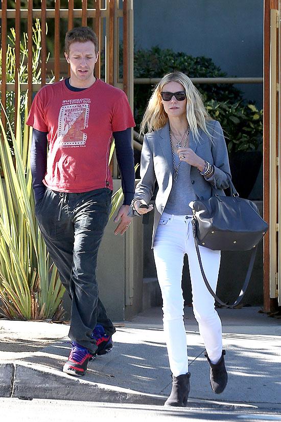 Gwyneth Paltrow, Chris Martin, parejas duraderas
