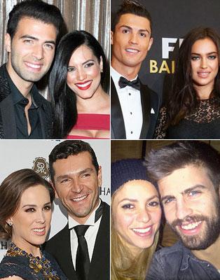 Las parejas más bellas 2014