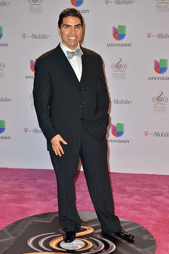 """Eddie """"Piolin"""" Sotelo, Premio Lo Nuestro 2013"""
