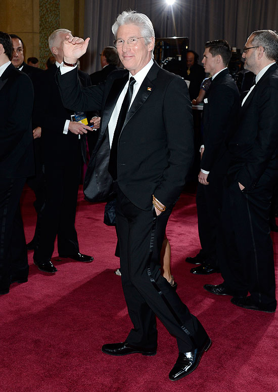 Richard Gere, Oscar 2013