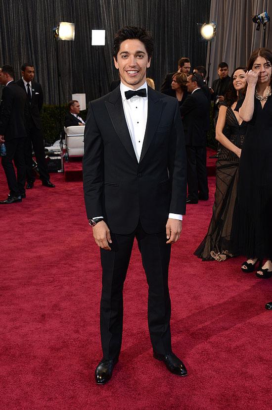 Yan England, Oscar 2013