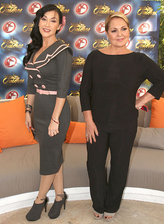 Susana Zabaleta y Lupita D'Alessio, Míralos