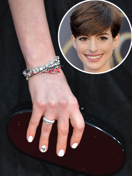 Anne Hathaway, Nails, Tips de Kika