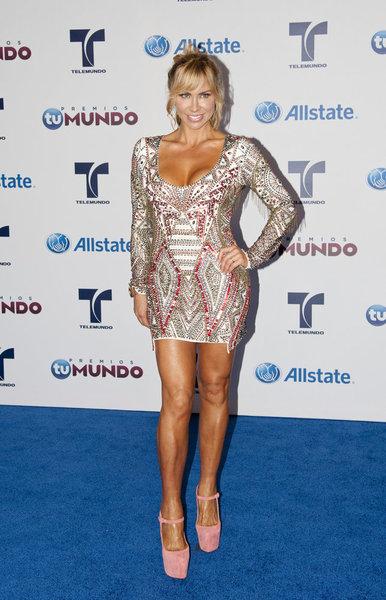 Aylín Mujica, Fashionable telenovela stars