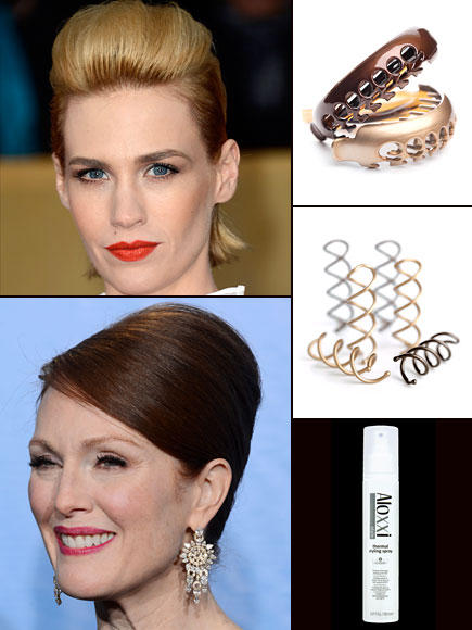 January Jones, Julianne Moore, Tips de Kika