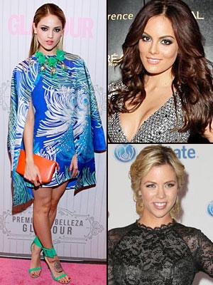 Fashionable telenovela stars