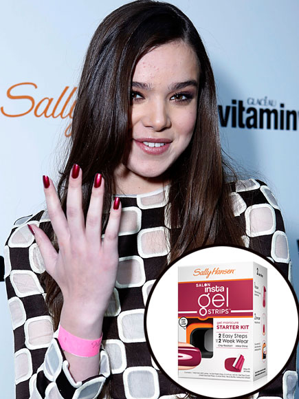 Hailee Steinfeld, Nails, Tips de Kika