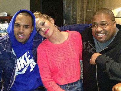 Chris Brown, Jennifer López