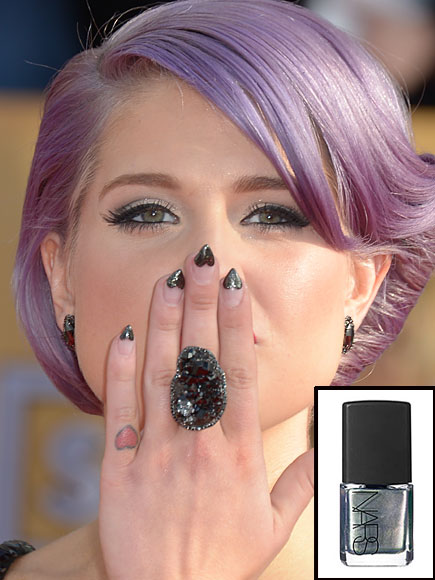 Kelly Osbourne, Nails, Tips de Kika