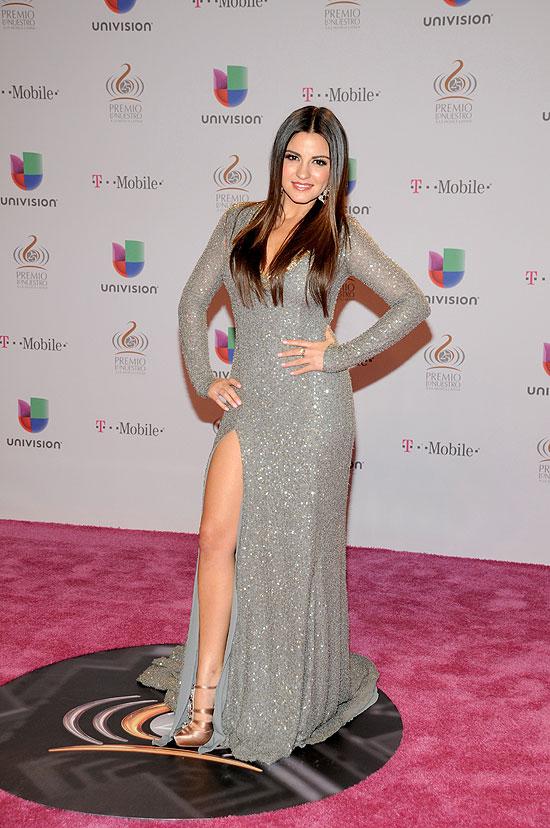 Maite Perroni, Fashionable telenovela stars