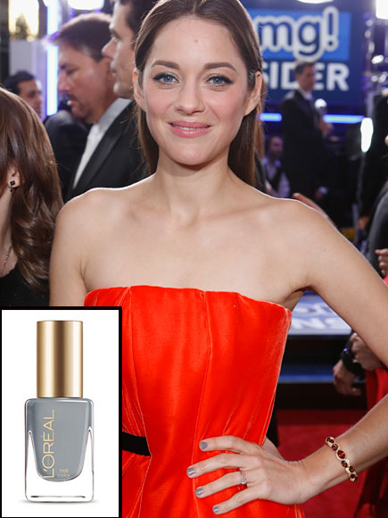 Marion Cotillard, Nails, Tips de Kika