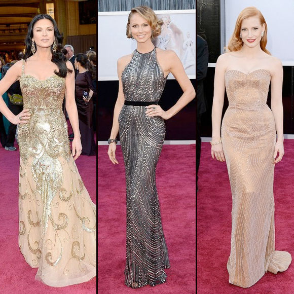 Jessica Chastain, Catherine Zeta-Jones, Stacy Keibler, Tips de Kika