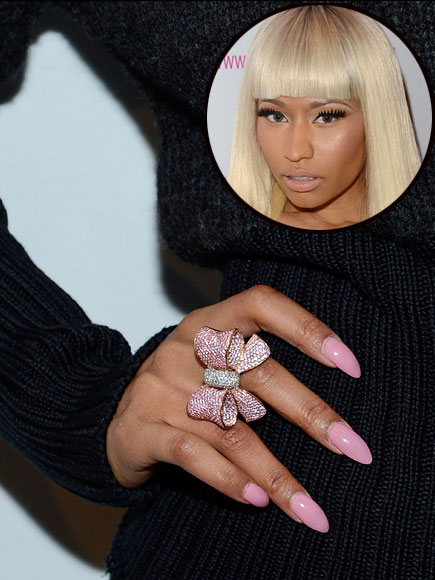 Nicki Minaj, Nails, Tips de Kika