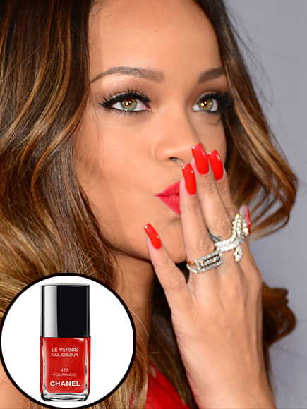 Rihanna, Nails, Tips de Kika