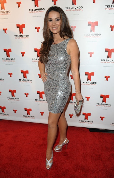 CATHERINE SIACHOQUE, Fashionable telenovela stars