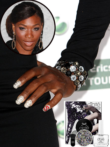 Serena Williams, Nails, Tips de Kika