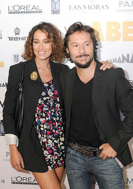 Diego Torres, Débora Bello, bebés