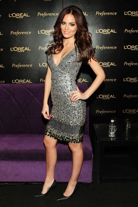 Ximena Navarrete, Fashionable telenovela stars