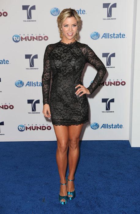 XIMENA DUQUE, Fashionable telenovela stars