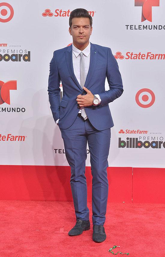 Adrián Carvajal, Premios Billboard de la Música Latina 2013