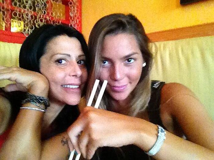 Alejandra Guzmán, Frida Sofía, famosos en twitter